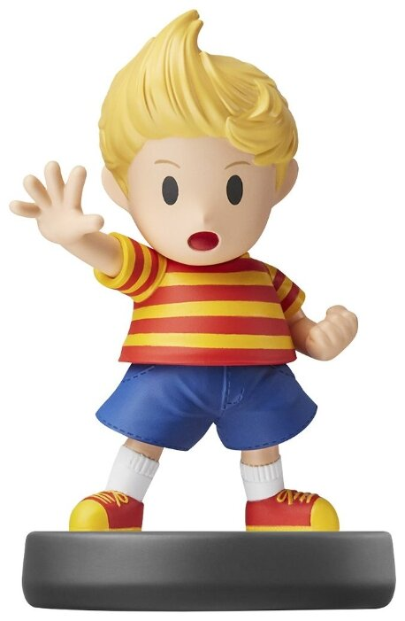 Фигурка Amiibo Super Smash Bros. Collection Лукас