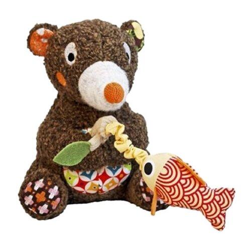 Мягкая игрушка Ebulobo Мишка 17 см