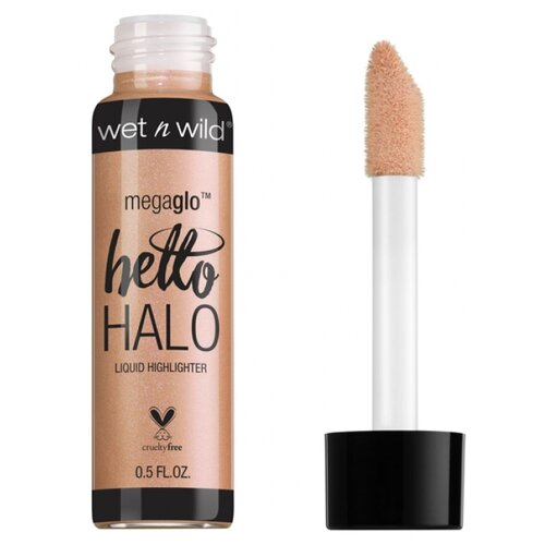 Wet n Wild Хайлайтер жидкий Megaglo hello HALO Liquid Highlighter guilded glow
