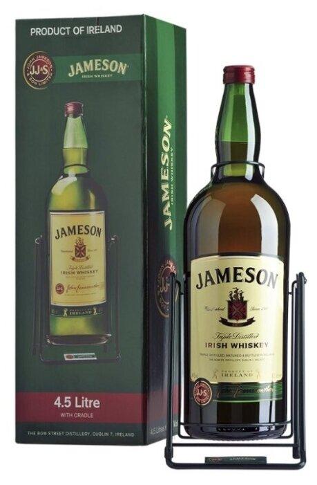 Виски Jameson 4.5 л, подарочная упаковка