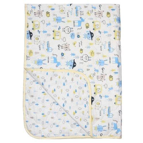 Одеяло Daisy Стеганное 100х140 см ПиратыПокрывала, подушки, одеяла<br>