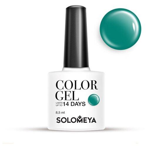 Гель-лак Solomeya Color Gel, 8.5 мл, оттенок Betsy/Бэтси 40 solomeya гель лак color gel тон irish scg054 айриш 8 5 мл