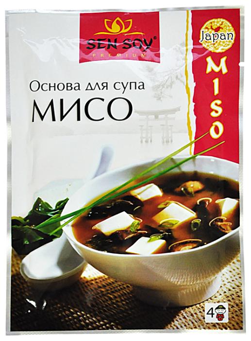 Sen Soy основа для супа Мисо