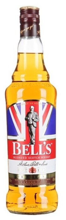 Виски Bell's Original 0.5 л
