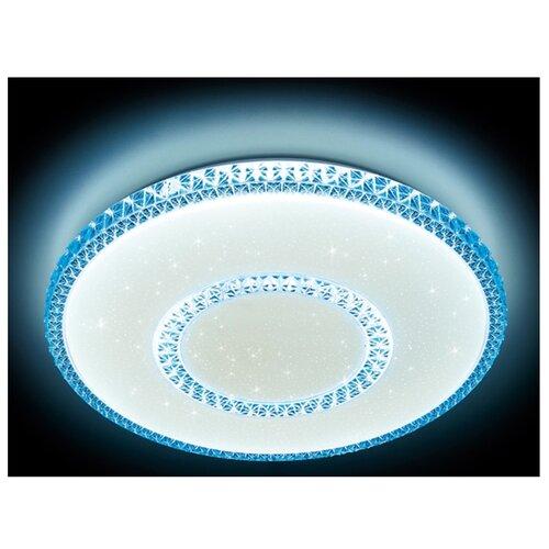 Светильник светодиодный Ambrella light F99 BL 96W D500 ORBITAL, LED, 96 Вт светильник ambrella design d5505 bl g