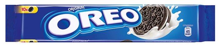 Печенье Oreo Original, флоу-пак 95 г
