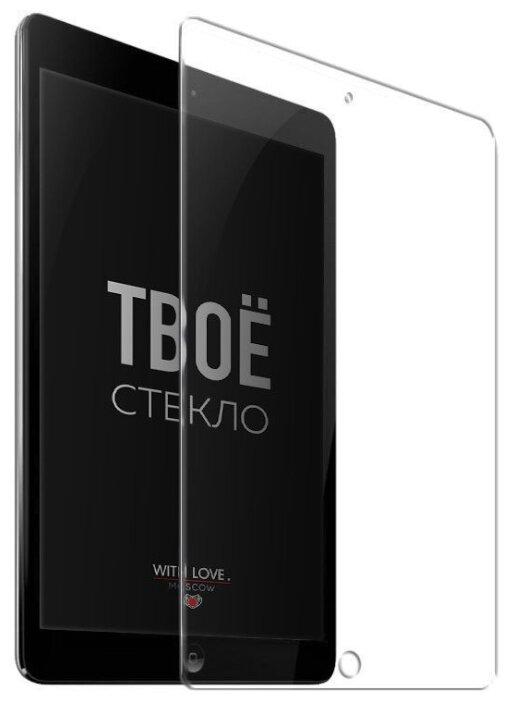 Защитное стекло With Love. Moscow противоударное для Apple iPad 2/3/4