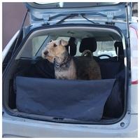 Автогамак для собак OSSO Fashion Car Premium в багажник для универсалов, внедорожников и минивенов 115х120 см