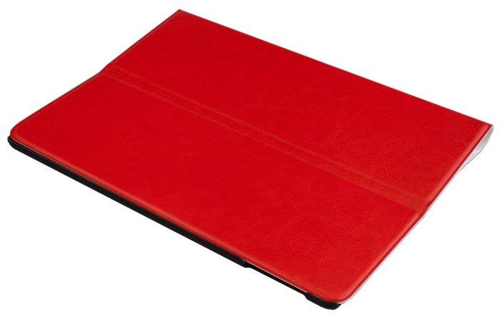Чехол Tutti Frutti Duplex для Apple iPad Air красный/белый