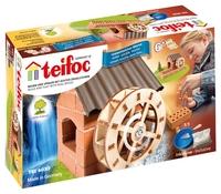 Конструктор TEIFOC Junior TEI4030 Водяная мельница