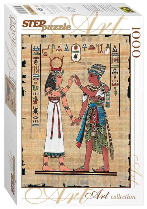 Пазл Step puzzle Art Collection Египетский папирус (79059), 1000 дет.