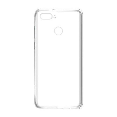 Чехол Media Gadget ESSENTIAL CLEAR COVER для Huawei Y9 2018 прозрачный