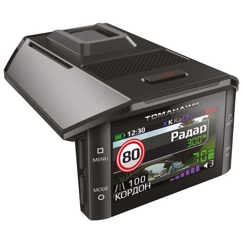 Видеорегистратор с радар-детектором TOMAHAWK Apache, GPS, ГЛОНАСС черный