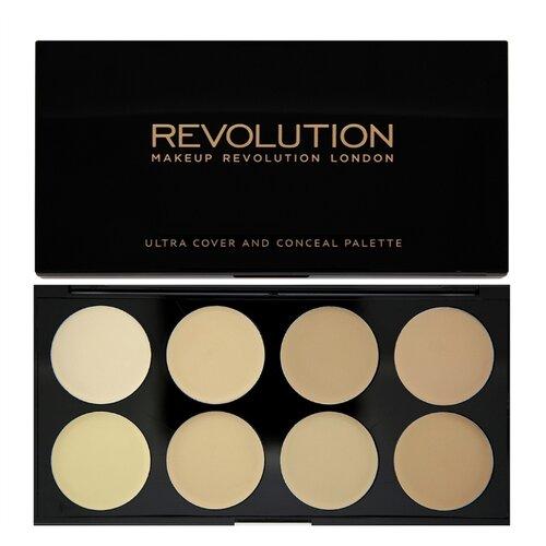 REVOLUTION Консилер Cover And Conceal light
