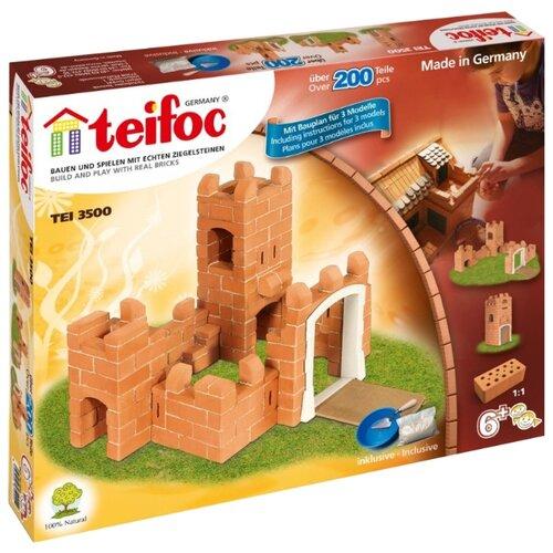 Конструктор TEIFOC Profi TEI3500 Замок с башенками
