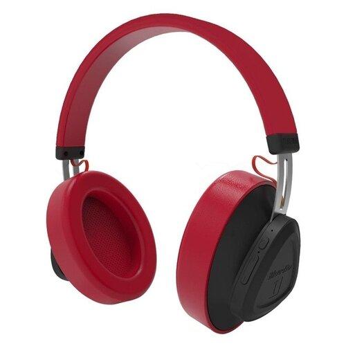 Купить Наушники Bluedio T Monitor red
