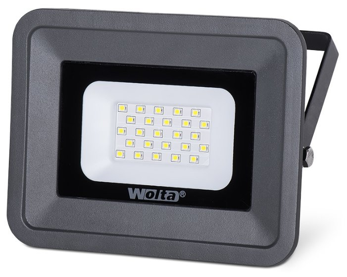 Прожектор светодиодный 20 Вт Wolta WFL-20W/06