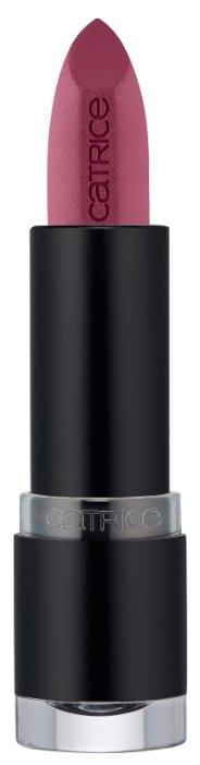 CATRICE Матовая губная помада Ultimate Matt Lipstick, оттенок 040 Dramatic Lilatic! ежевичный