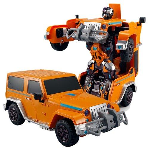 Фото - Робот-трансформер Jia Qi Troopers Velocity Внедорожник желтый qi dasen
