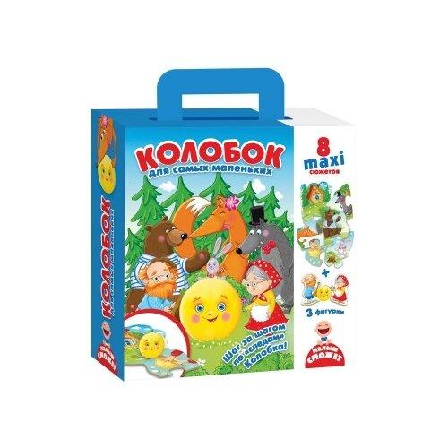 Фото - Настольная игра Vladi Toys Колобок VT2909-11 настольная игра vladi toys мир машин