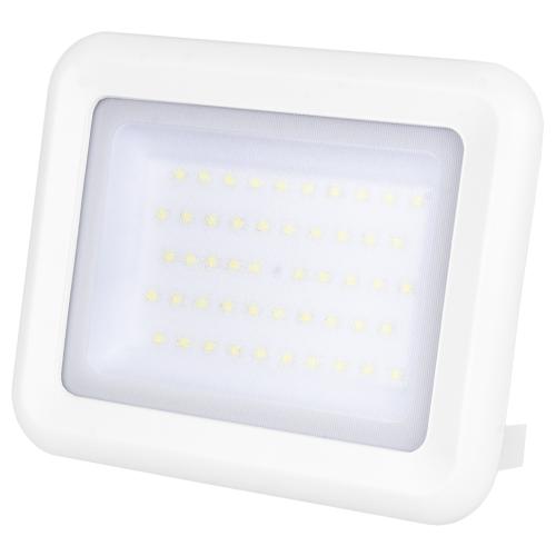 Прожектор светодиодный 50 Вт jazzway PFL-C WH 50W (6500K IP65)Прожекторы<br>