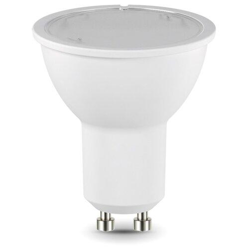 Лампа светодиодная gauss 101506105-D, GU10, JCDR, 5Вт лампа светодиодная gauss 101505205 d gu5 3 jcdr 5вт
