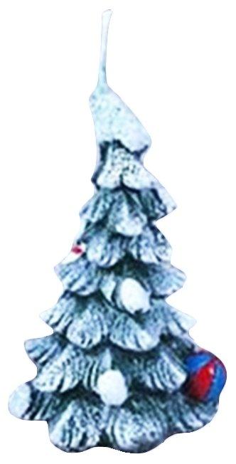 Свеча Феникс Present новогодняя Ёлочка с мячиком (78320)