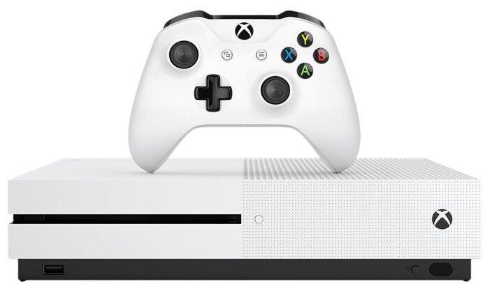 Microsoft Игровая приставка Microsoft Xbox One S 1 ТБ