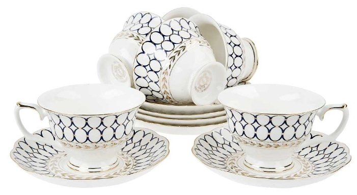Чайный сервиз Best Home Porcelain