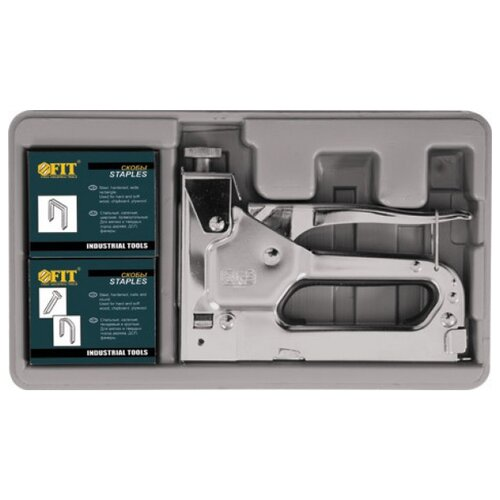 Скобогвоздезабивной пистолет FIT 32165 пистолет fit 77306