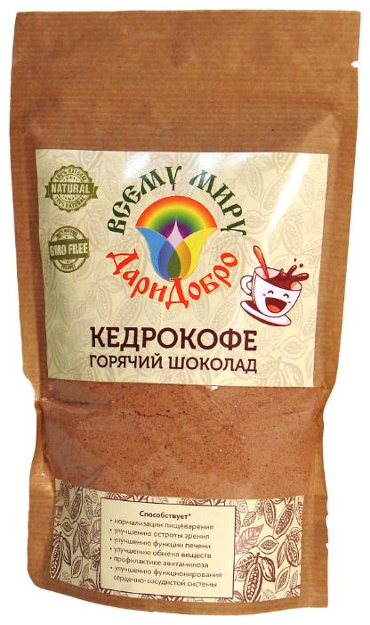 ДариДобро Кедрокофе Горячий шоколад, 90 г