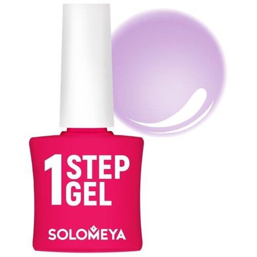 Купить Гель-лак 3 в 1 Solomeya One Step Gel, 5 мл, Лаванда 29