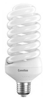 Лампа люминесцентная Camelion 10407, E27, 45Вт