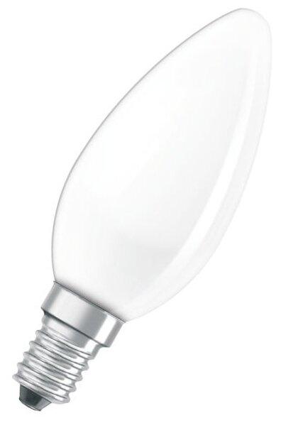 Лампа накаливания OSRAM Classic FR, E27, B35, 25Вт — купить по выгодной цене на Яндекс.Маркете