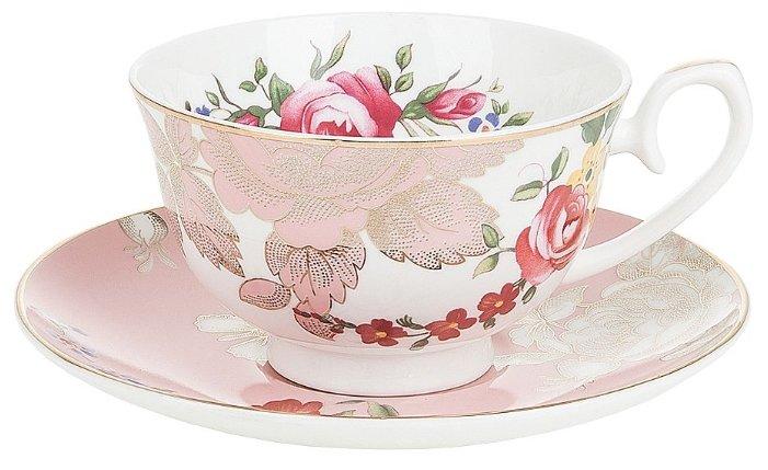 Пара чайная «Кунстверк»; фарфор; 250мл