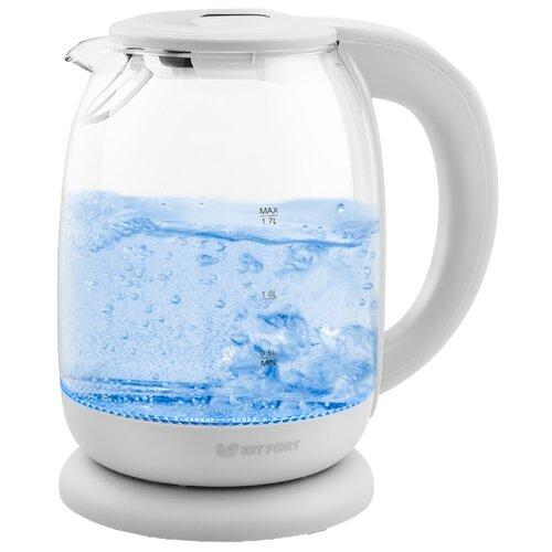 Чайник Kitfort KT-640-3, серый