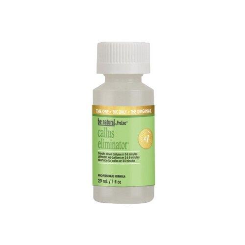 Be natural Средство для удаления натоптышей Callus eliminator 29 мл бутылка be natural средство для удаления натоптышей callus eliminator 540г