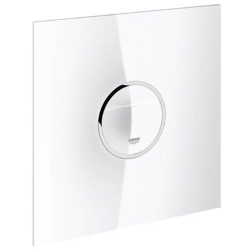 Кнопка смыва Grohe Ondus Digitecture Light 38915LS0 белая луна кнопка смыва ravak uni x01457 белая
