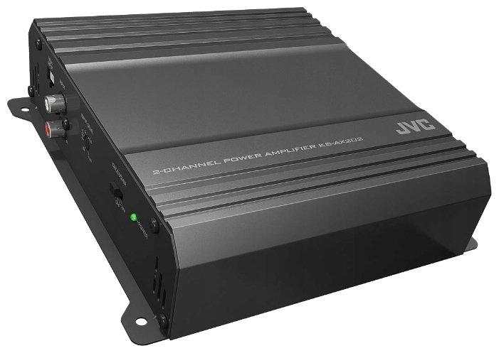 Автомобильный усилитель JVC KS-AX202