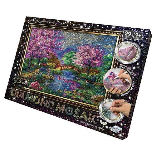 Danko Toys Набор алмазной вышивки Diamond Mosaic Весна (DM-01-05) 40х30 смАлмазная вышивка<br>