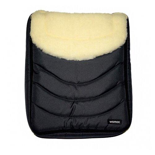 Купить Конверт-мешок Womar Black Frost в коляску 95 см 11 графитовый, Конверты и спальные мешки