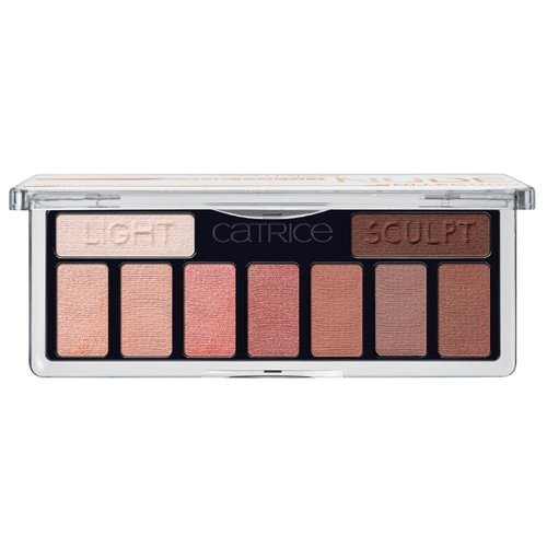 CATRICE Палетка теней для век The Fresh Nude Collection Eyeshadow Palette 010 Newly Nude