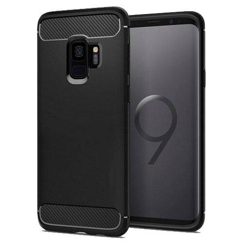 Чехол UVOO Carbon Design для Samsung Galaxy S9 (U003542SAM) черный