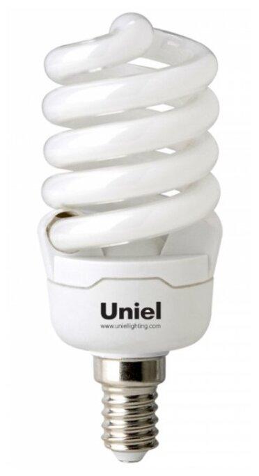 лампа галогенная UNIEL 52Вт E27 830лм 2700K 240В груша A60
