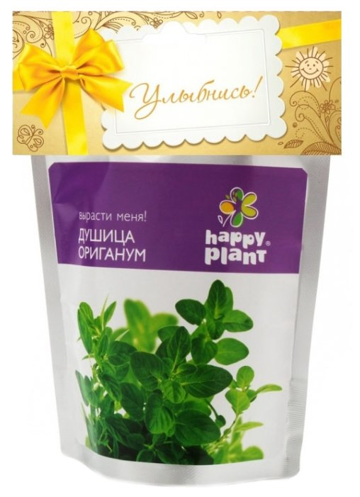 Набор для выращивания Happy Plant Вырасти меня! Душица ориганум