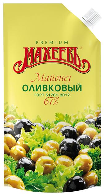 Майонез Махеевъ оливковый 380 г