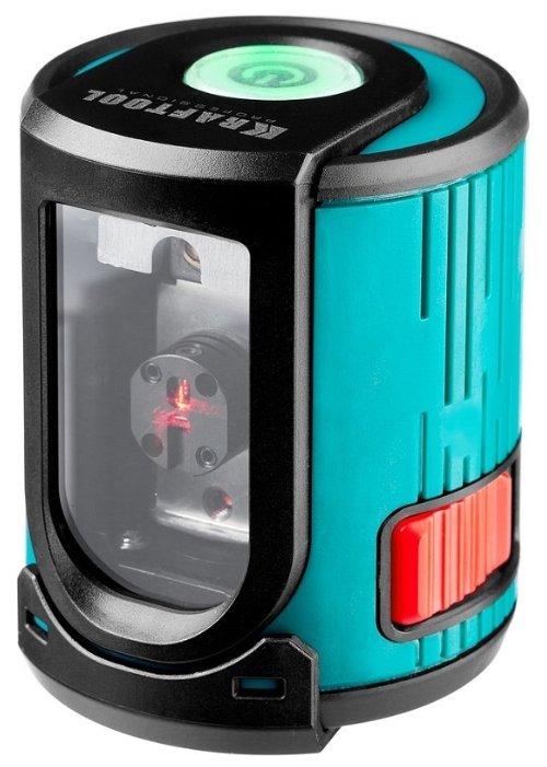 Лазерный уровень самовыравнивающийся Kraftool CL20 (34700)