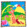 Развивающий коврик Ути-Пути Динозаврик (42239)