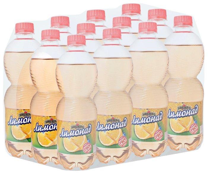 Газированный напиток Fruktomania Лимонад, 0.5 л, 12 шт.
