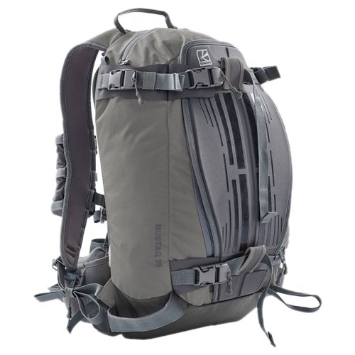 Рюкзак BASK Mustag 25 grey (dark grey) рюкзак caribee jet 65 grey storm grey